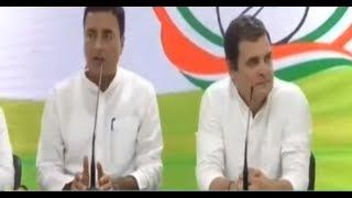 Lok Sabha Elections Results 2019: Rahul Gandhi concedes defeat in Amethi, congratulates PM Modi