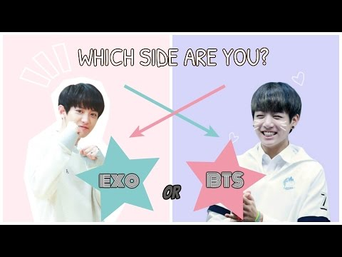 EXO or BTS - WHICH FANDOM ARE YOU?