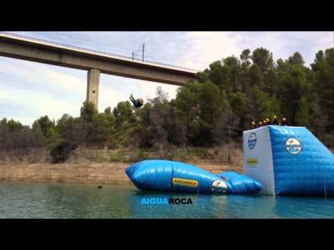 BLOB-JUMP 2013 www.aiguaroca.com