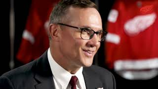 Steve Yzerman | Detroit Red Wings Executive VP and General Manager
