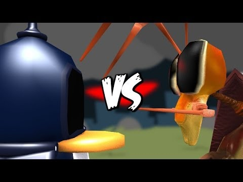 The Minis - Halloween Special - Tux Vs Bugs