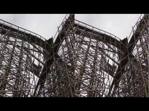 Wodan at Europa Park (Rust - Germany) (3D HD Offride)
