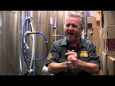 Brewery Tour with Brendan Moylan | Marin Brewing Company