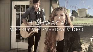 """""""Beautiful Day"""" U2 (Acoustic Cover) Highway 4"""