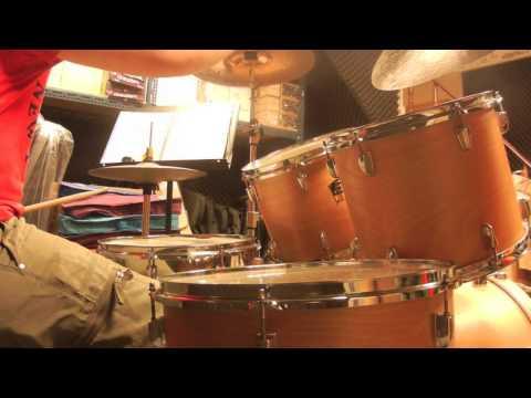 謝和弦-牽心萬苦 drums cover by Sean Wang
