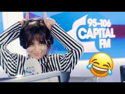 Camila Cabello COMPLETELY NAILS 'The Emoji Game'