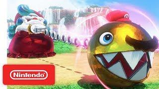 Super Mario Odyssey Trailer - Meet Cappy - Nintendo Switch