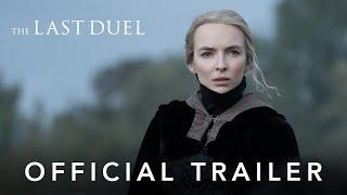 The Last Duel   Official Trailer   20th Century Studios UK