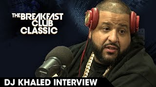 Breakfast Club Classic: DJ Khaled Explains Why He Doesn't Go Down On His Wife
