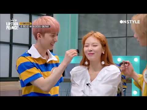 [KPOP] HUI NOT BEING A THIRD WHEEL FOR 7 MINUTES (Hyudawn couple)