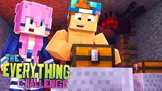 FINDING MYSTERIOUS CHESTS!? | The Everything Challenge w/LDShadowLady #9