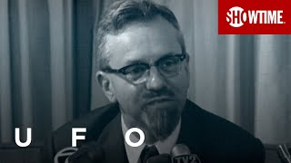 'Project Blue Book' Ep. 1 Official Clip | UFO | SHOWTIME Documentary Series