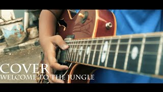 WELCOME TO THE JUNGLE (COVER) by Rayhan Prawira