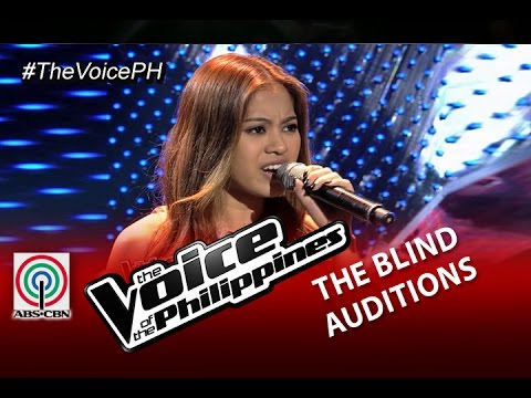 "Baixar The Voice of the Philippines Blind Audition ""When I Was Your Man"" by Monique Lualhati (Season 2)"