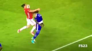 Terrible Injury Ibrahimovic Manchester United vs Anderlecht 20 04 17 Bandar Sbobet