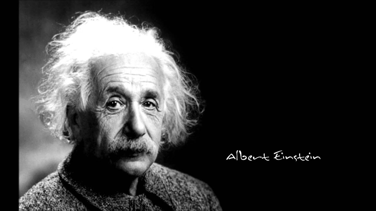 Albert Einstein Quotes : A Collection ( Music By