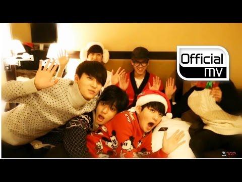 [MV] TEEN TOP(틴탑) _ Snow Kiss(눈사탕) Self MV for Angel!