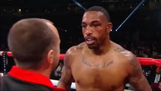 David Benavidez VS J'leon Love Full Fight 2nd Round KO