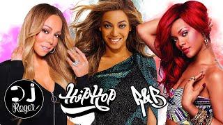 MIX HIP-HOP E R&B DAS MINAS! | Rihanna, Beyoncé, Mariah Carey E MUITO +