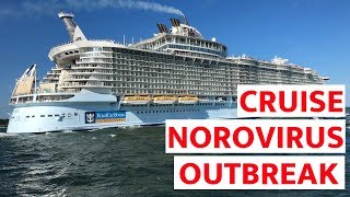 Norovirus Outbreak Ends Royal Caribbean Cruise (2019)