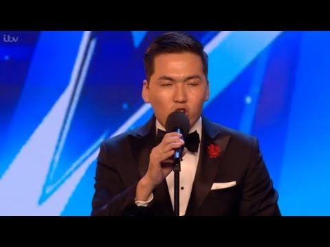 Mongolian Singer SHOCKS Judges With Throat Singing?! | Britain's Got Talent 2018