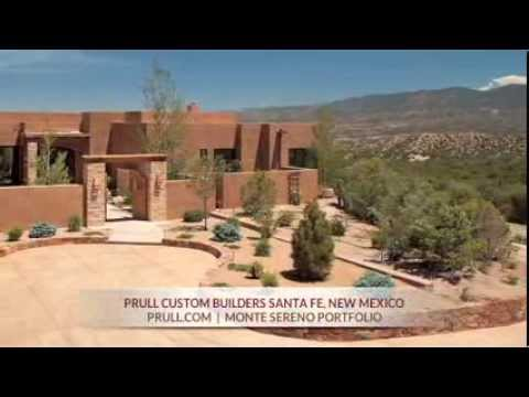 Prull Custom Home Builders in Santa Fe, New Mexico - Monte Sereno Home