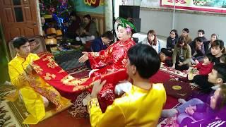 Nghệ Nhân Đồng Thầy: Lê Thị Nhung - Hầu Khai Đài Phật Pháp Tiên Ông