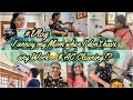 #VLOG|Annoying Mom When I Don't Have Work!?|We Need to Clean Our Own Things Now|Essentials StockOut|