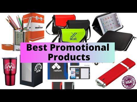 Top 5 Promotional Products