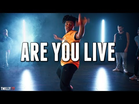 Jeremih & Chance - Are You Live - Choreography by Josh Price #TMillyTV