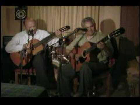 Tonadas y Cuecas - Toño Vega & Ruben Santibañez