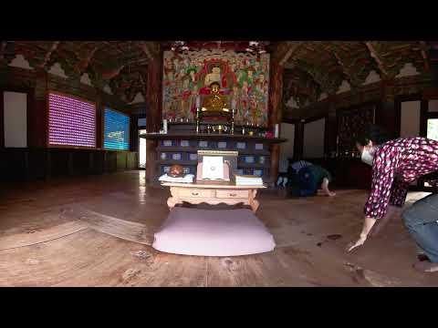 [홍천관광] 360도 영상 I 수타사 산소길 VR체험