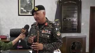MD ASF Foundation Major General  Zafar ul Haq HI(M) DG ASF Talk.