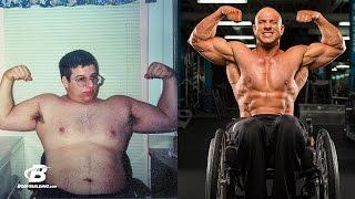 Rising Up: The Story of Wheelchair Bodybuilder Nick Scott