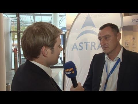 Interview: ASTRA setzt auf HDTV nach Analog-Abschaltung