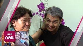 Mẹ Sơn Ngọc Minh bật khóc khi biết giới tính của con trai