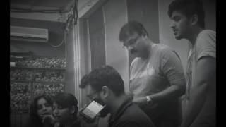 Shreya Ghoshal Live With Symphony - Rehearsal Day 1 - Backing Vocals