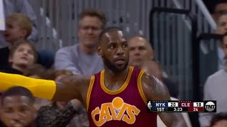 Cavs vs Knicks FULL Highlights