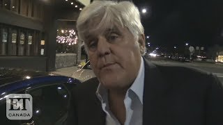 Jay Leno Briefly Makes Comments On Gabrielle Union