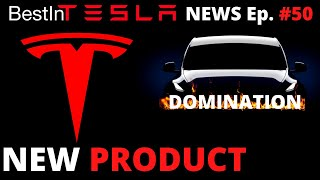 Tesla reveals NEW product | Model S is disappearing !!! | Tesla is dominating EV sales
