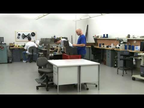 Calibration Services and Dimensional Inspection at Laboratory Testing Inc.