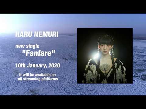 春ねむり HARU NEMURI「ファンファーレ / Fanfare」 Official Teaser