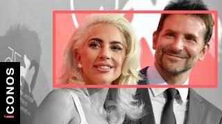 Bradley Cooper hizo llorar a Lady Gaga el primer día de rodaje