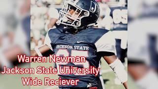 Warren Newman Jackson State Highlights
