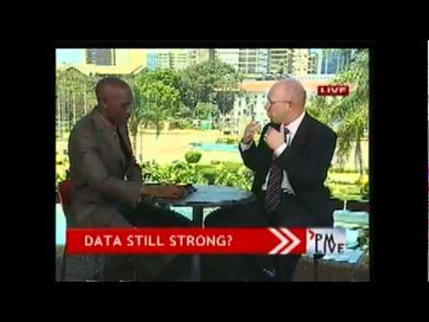 AccessKenya CEO Jonathan Somen's PM Live interview with Larry Madowo on NTV - February 2, 2012.wmv