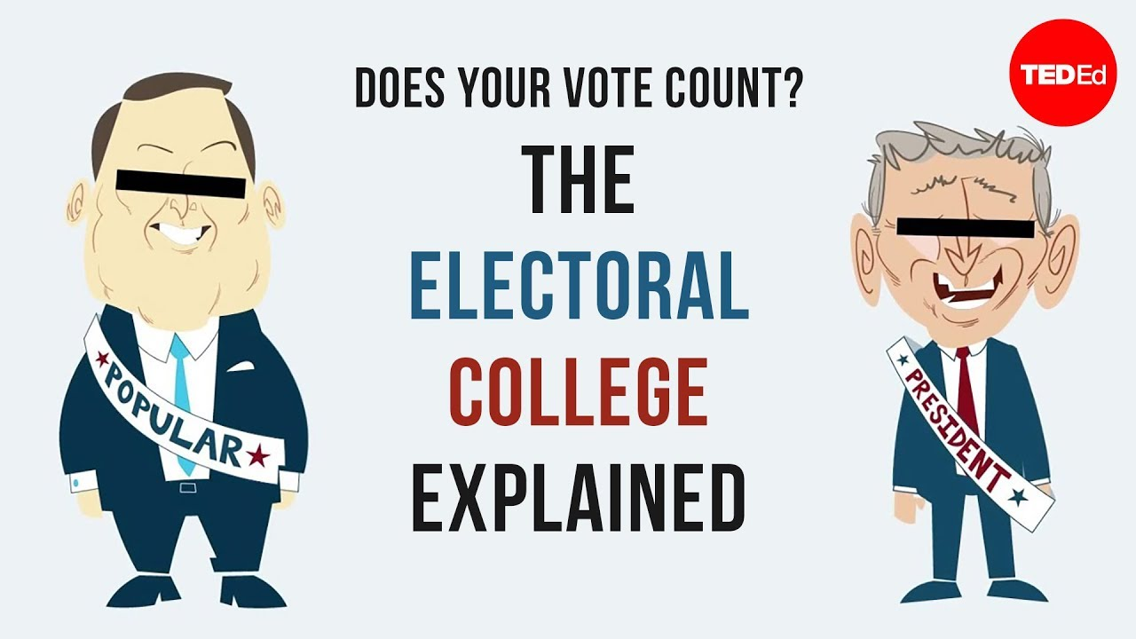 The Difference Between The Electoral Vote & The Popular Vote Shows Why Your Vote Matters