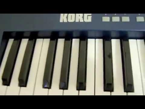 Como aprender teclado facil para principiantes 3