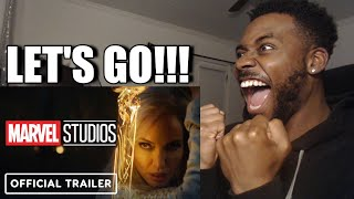 Marvel's Studios | Official MCU Phase 4 | REACTION & REVIEW