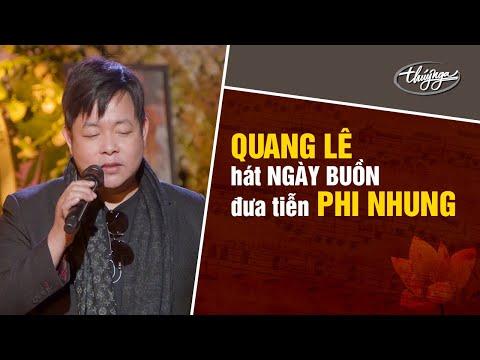 Quang Lê hát