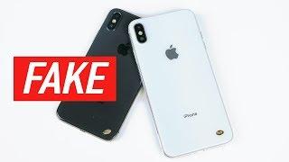 Fake - iPhone XS и XS Max за 7500р.